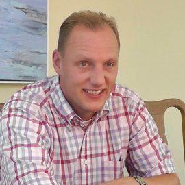 Bedrijfsarts Erik-Jan van Wijhe