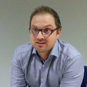Bedrijfsarts Stefan van Vuuren